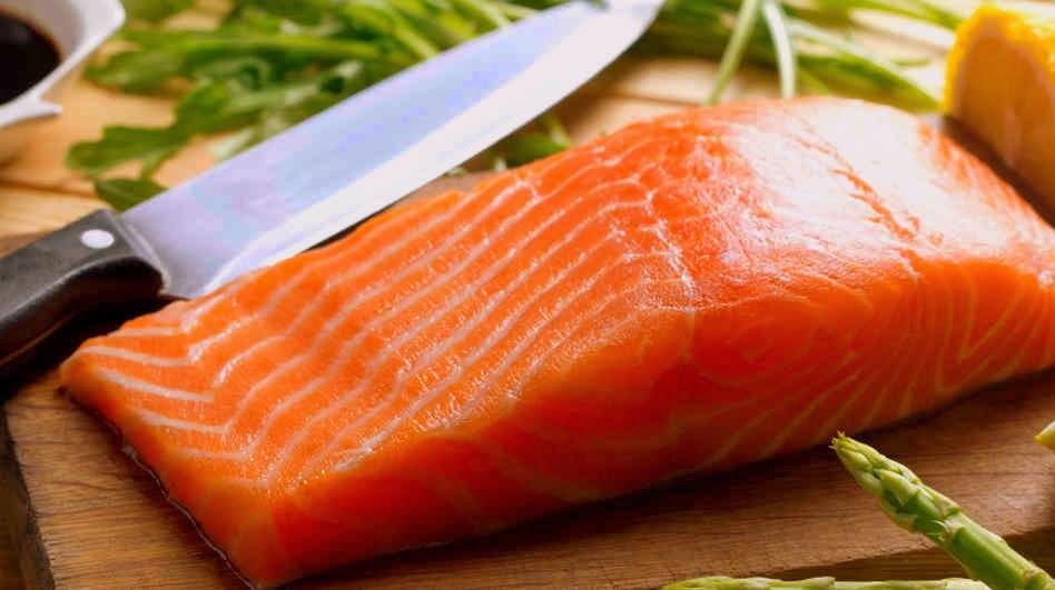 Salmon, health tips, hair tips