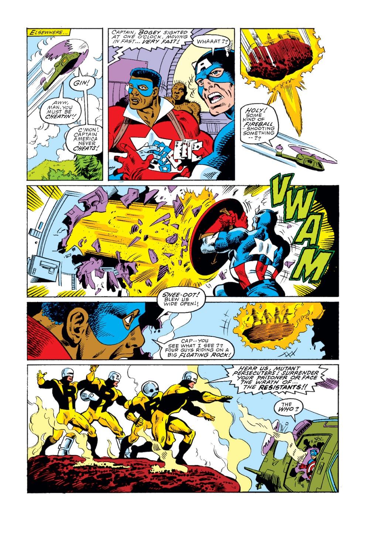 Captain America (1968) Issue #343 #273 - English 12