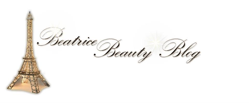 Béatrice Beauty Blog