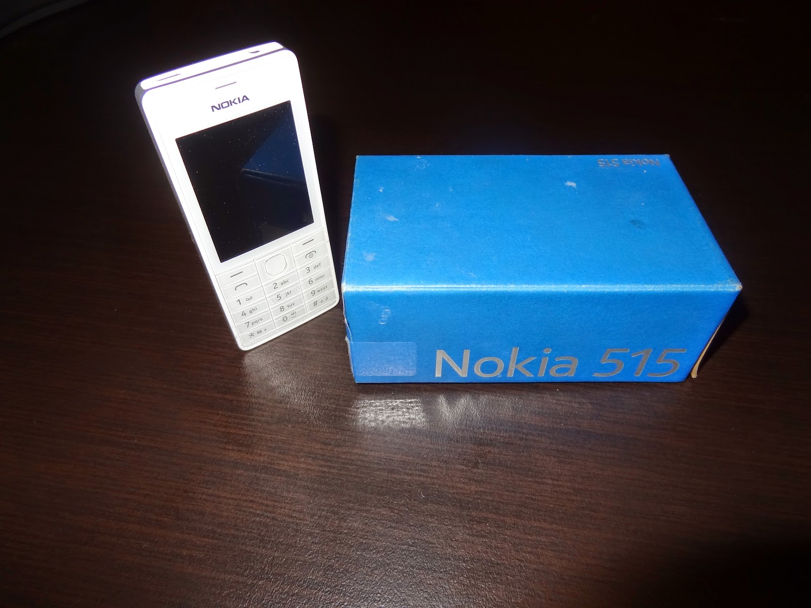 Nokia 515 phone review
