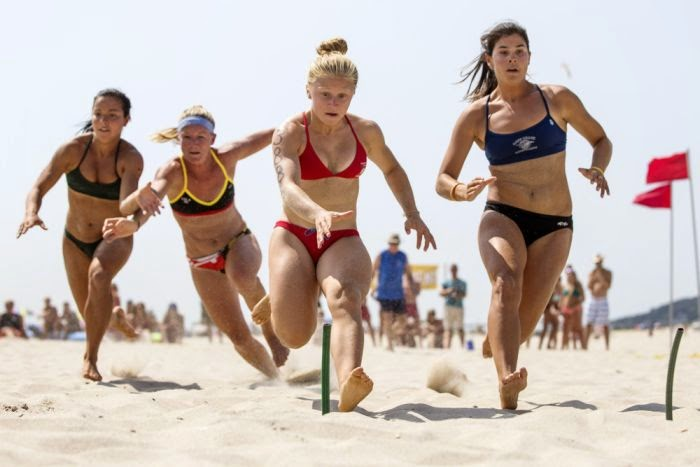 The Annual All-Women Lifeguard Tournament