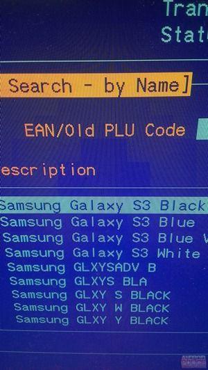 Samsung Galaxy S III black