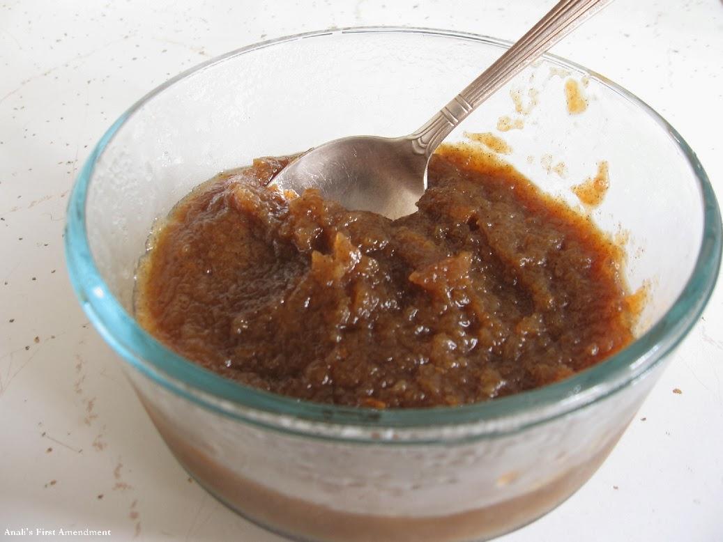 Anali's First Amendment: Recipe: Cardamom Pear Butter