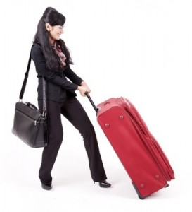 Travelling On Business? How Not To Bring Home Pests In Your Luggage