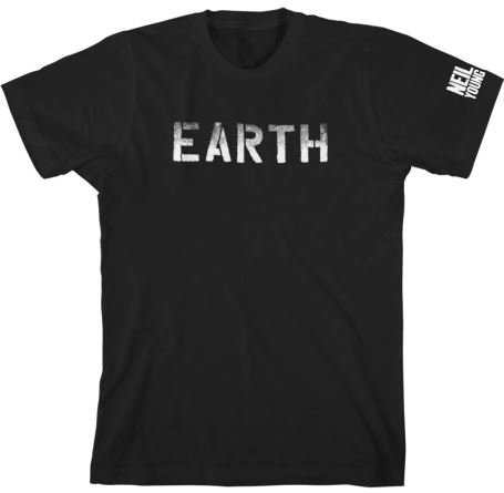 NEIL YOUNGS EARTH T-SHIRT