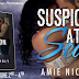 Release Blitz & Giveaway - Suspicion At Sea by Amie Nichols