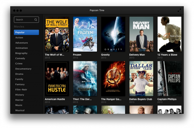 popcorn time app download