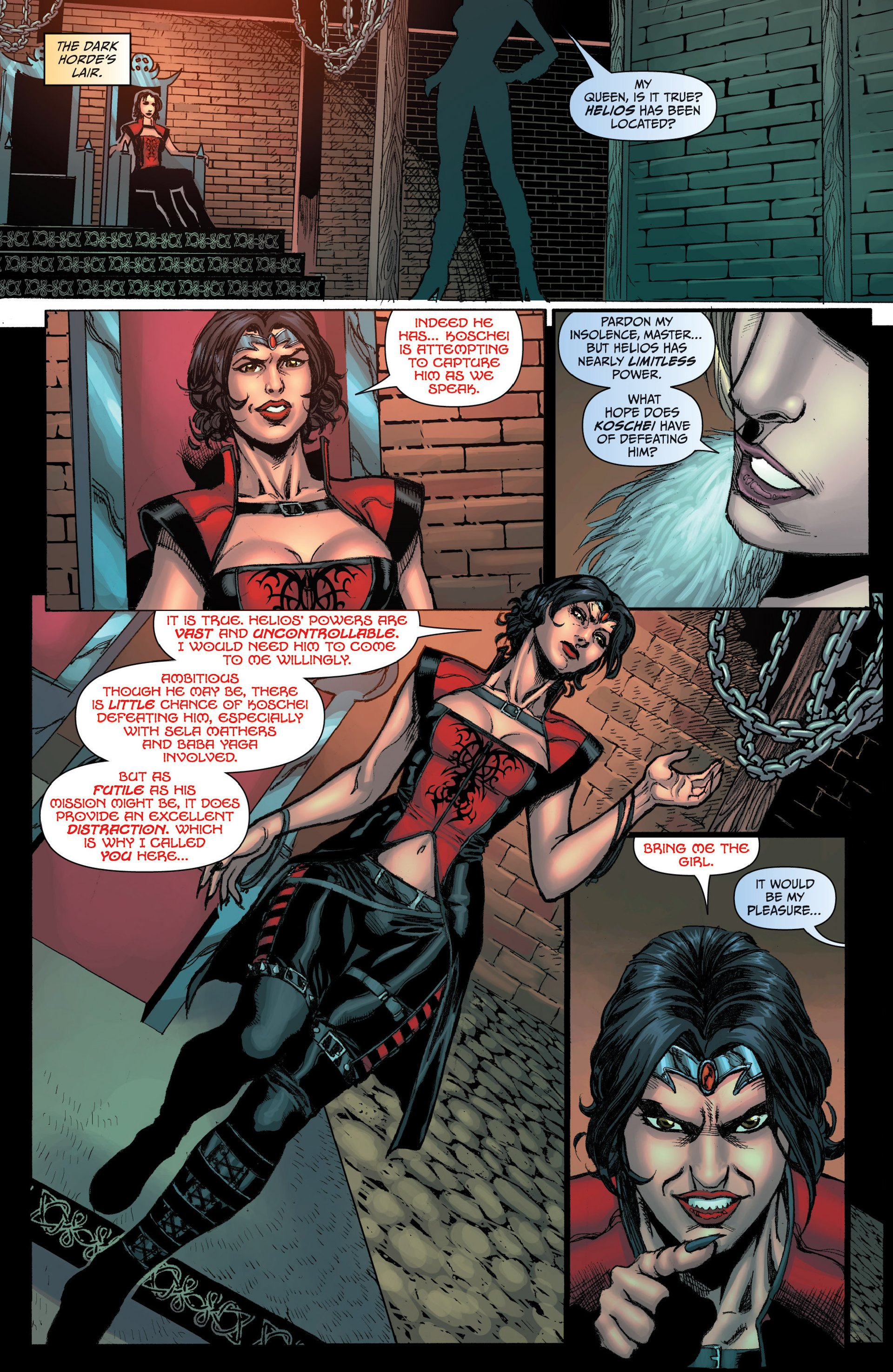 Grimm Fairy Tales (2005) Issue #96 #99 - English 11