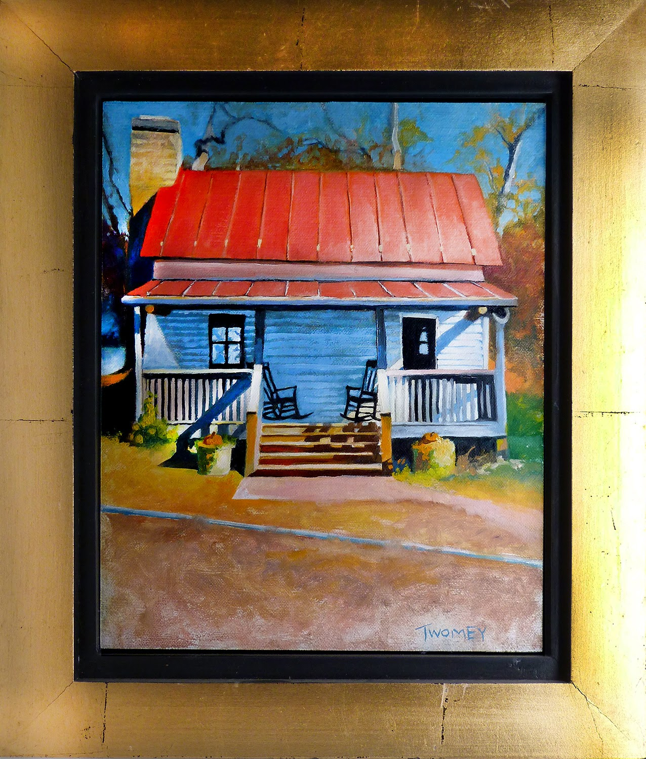 """Southern Homestead"" by C. Twomey"