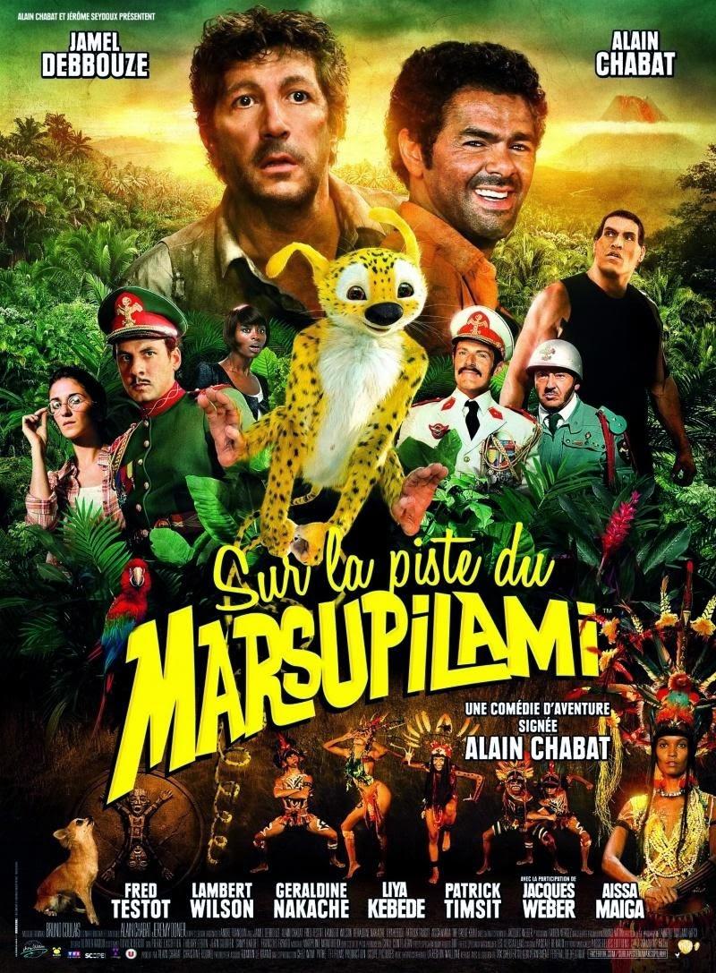 Ver Sur La Piste Du Marsupilami (2012) Online