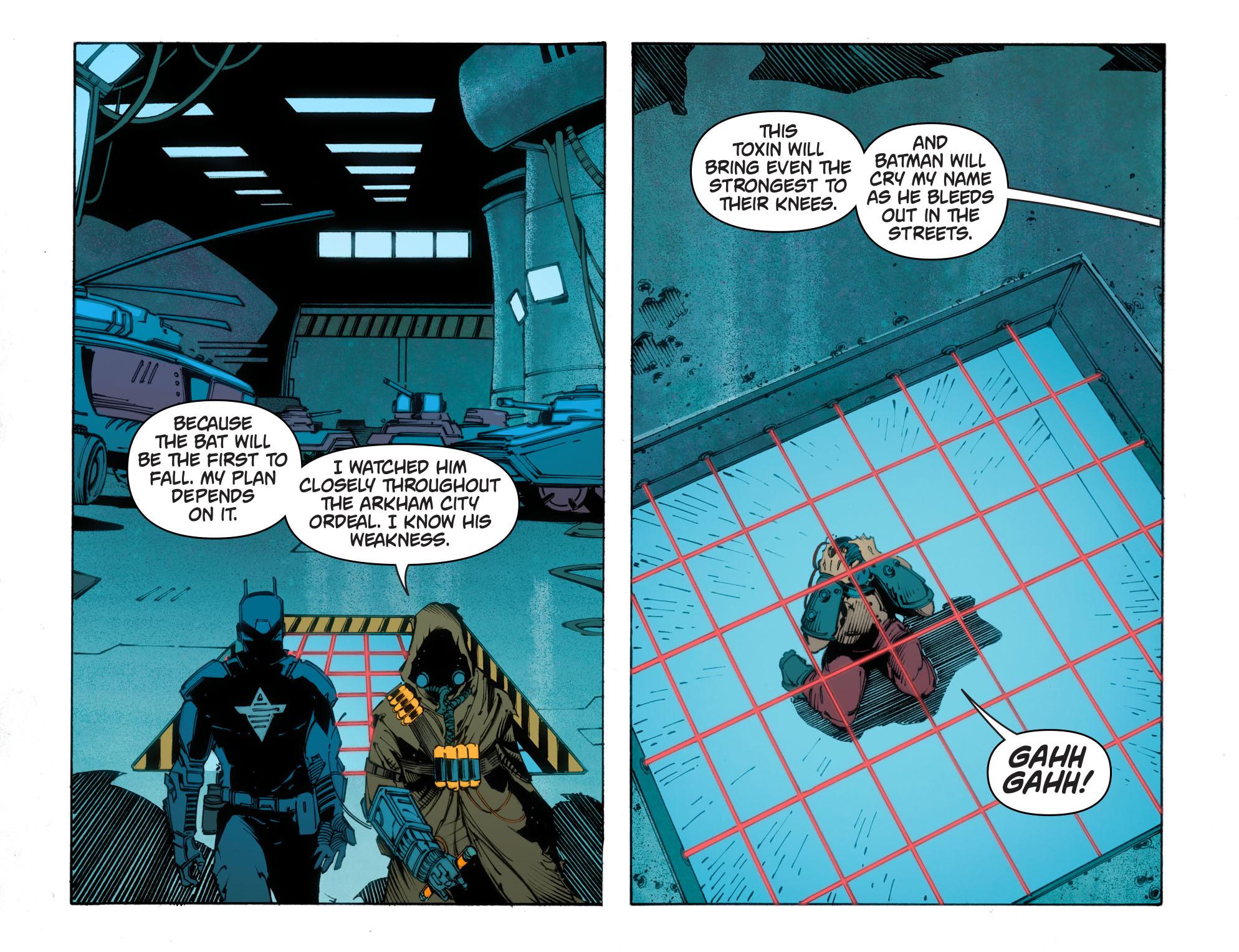 Batman: Arkham Knight [I] Issue #35 #37 - English 12