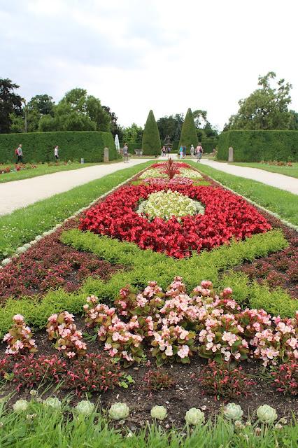"""zahrady u Zámku Lednice // garden at the """"Lednice"""" Castle"""