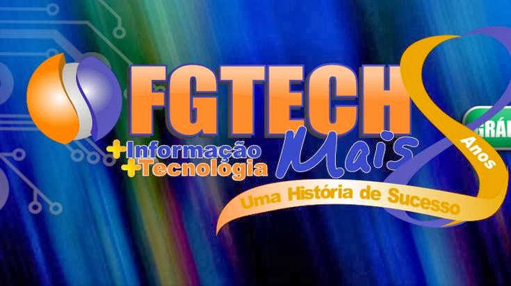 FGTECH - Patrocinadora do Blog