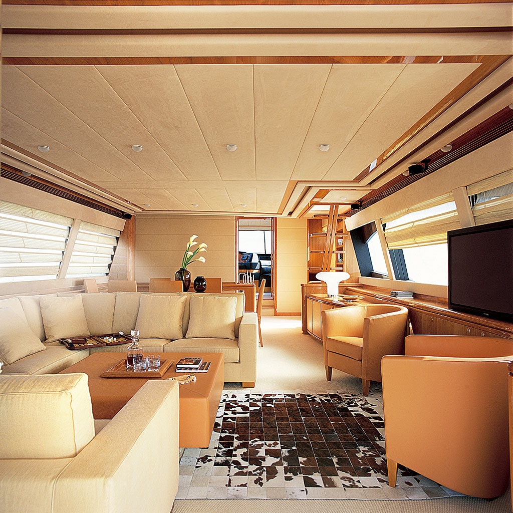 Luxury boats botes y yates lujosos fotos e im genes en for Interior yates de lujo