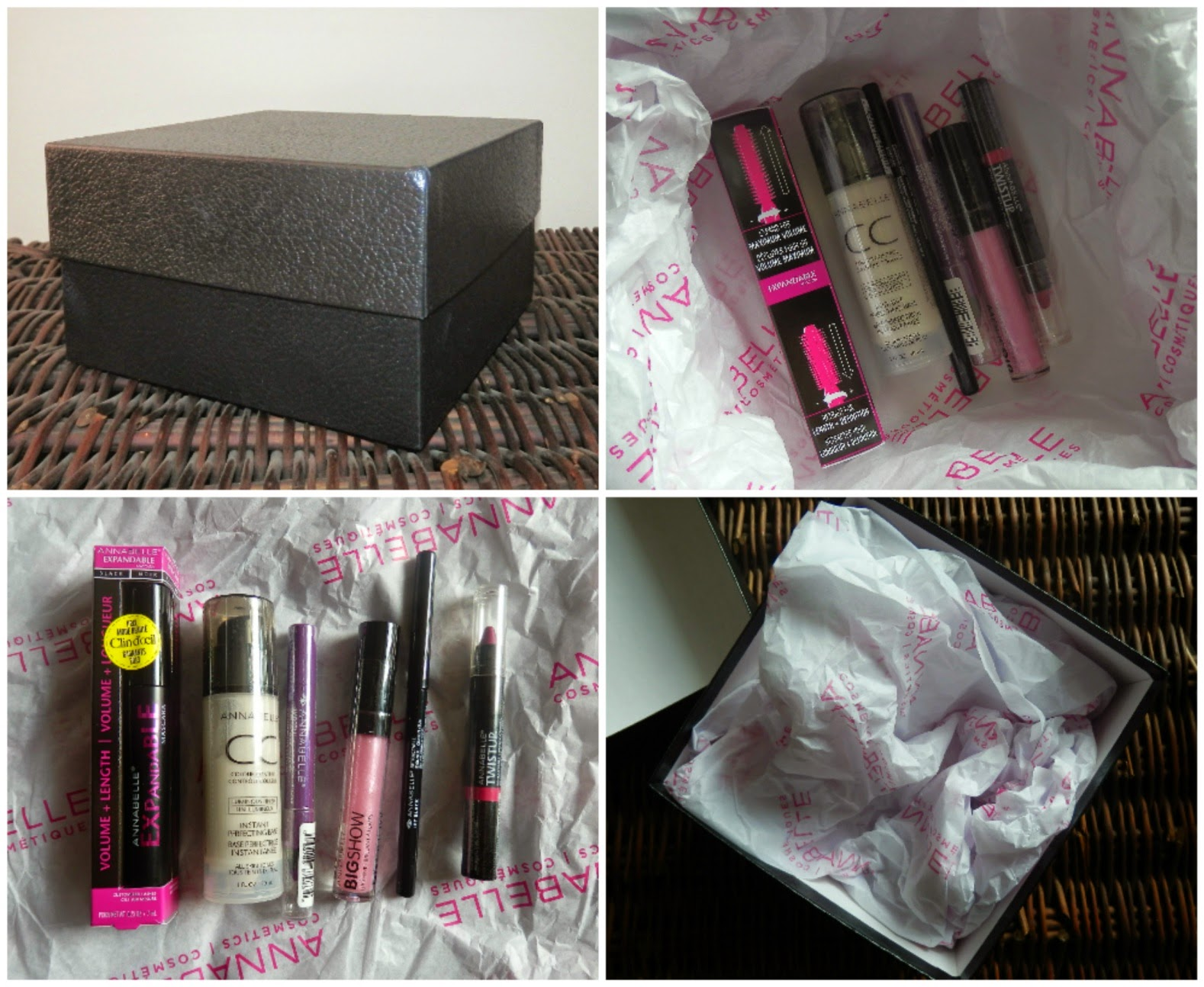 Annabelle gift box