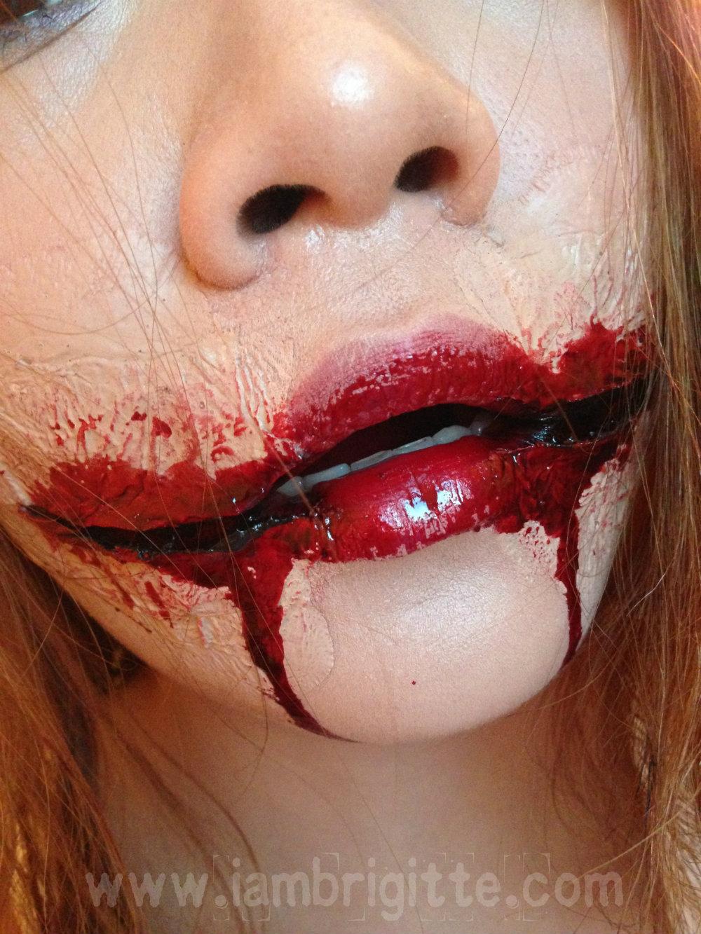 Halloween Makeup Liquid Latex