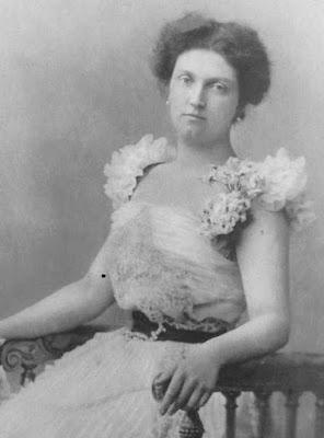 Luise de Saxe, née archiduchesse d'Autriche