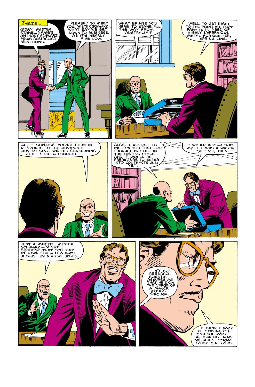 Captain America (1968) Issue #304 #232 - English 13
