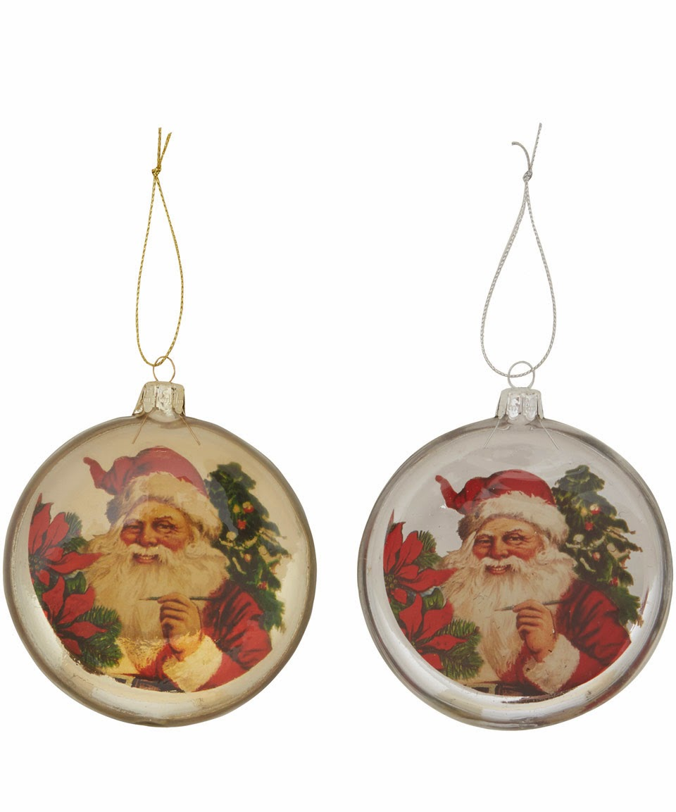 Christmas Tree Decorations from Liberty London