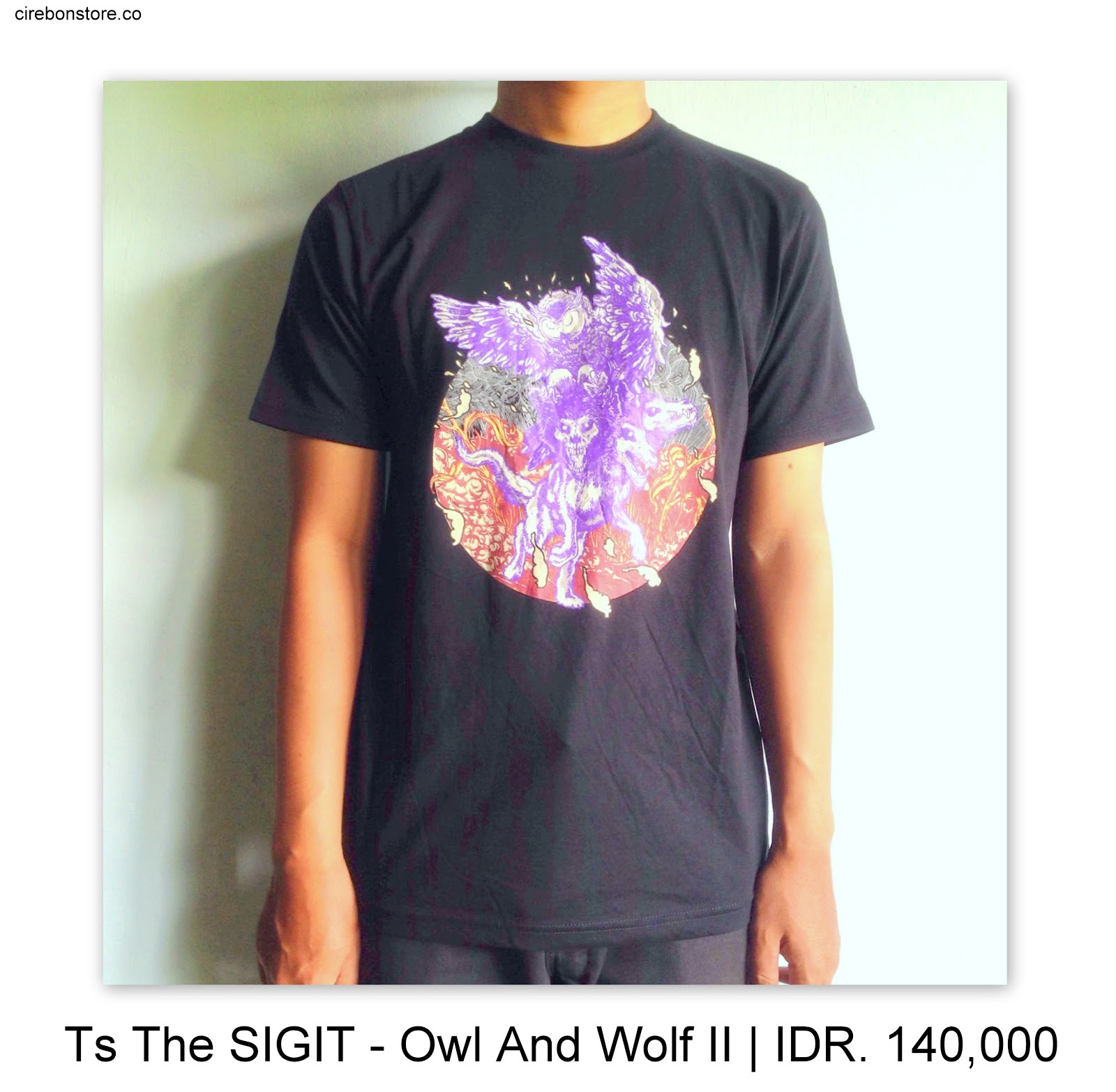 TS THE SIGIT - OWL AND WOLF II
