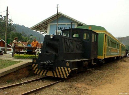10 passeios turísticos imperdíveis de trem pelo Brasil