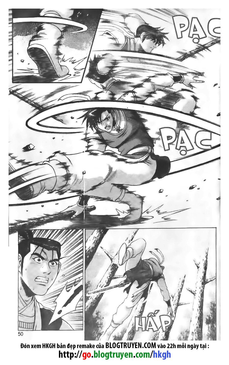 Hiệp Khách Giang Hồ chap 195 page 22 - IZTruyenTranh.com