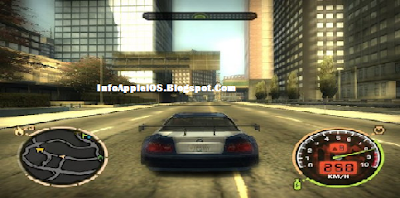 High Compress Game Android Need For Speed Most Wanted CSO Demo