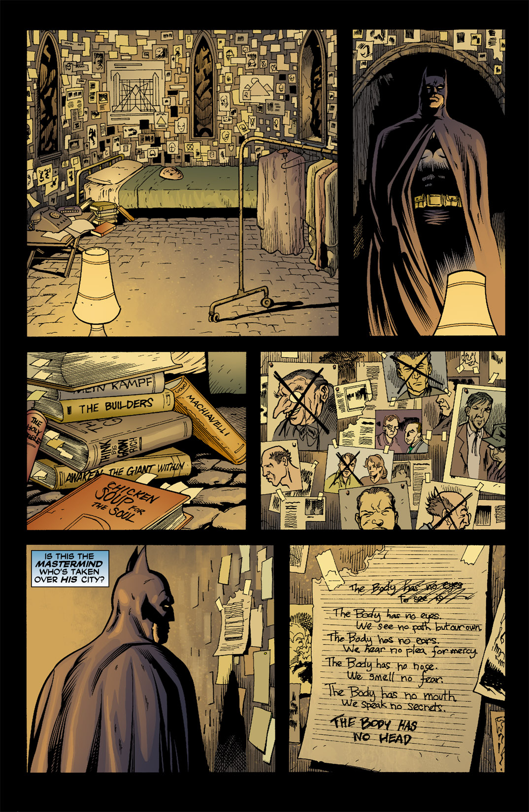 Detective Comics (1937) Issue #813 Page 14