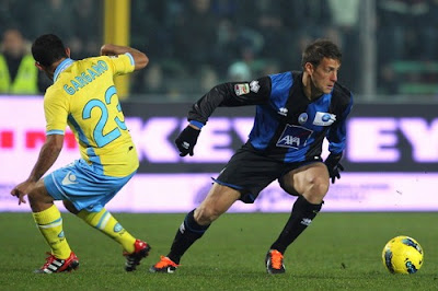 Atalanta Napoli 1-1 highlights sky
