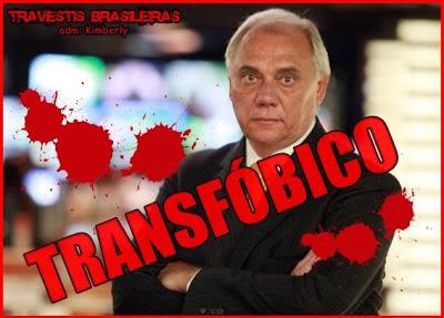 Manifestação contra Marcelo Rezende hoje em frente a TV Record