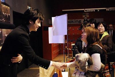 koreański aktor
