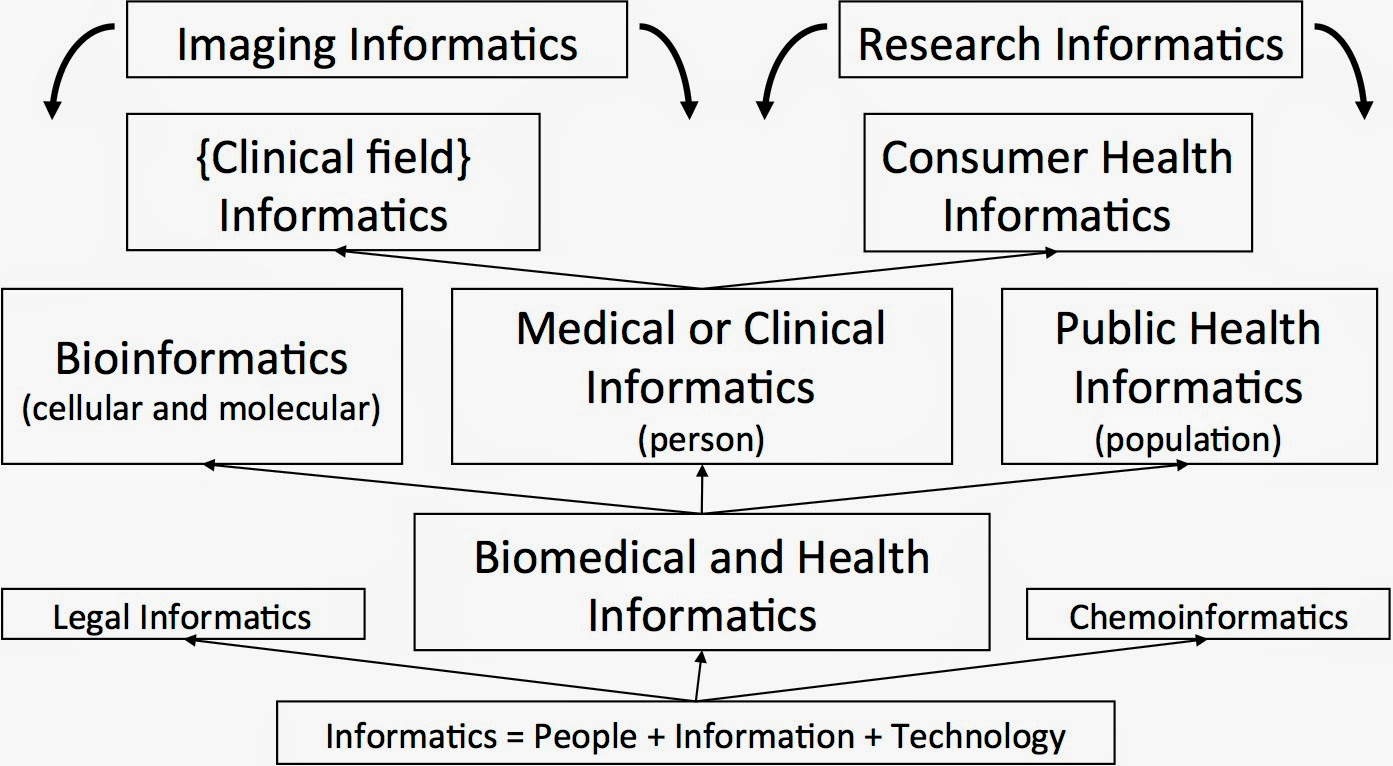 "biomedical and health informatics have been increased Introduction biomedical informatics has been an ""emerging field"" for decades concern about medical information and the desire to computerize health care are hardly new."