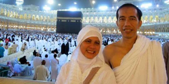 Umroh Dua Hari Jokowi Jadi Ledekan di Dunia Maya