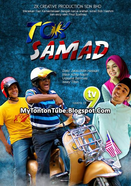 Tok Samad (2015) Skrin Di 9 - Full Telemovie