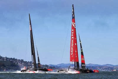 the America's Cup finals