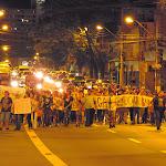 Protesto Contra o Aumento da Passagem de Ônibus em São Luís