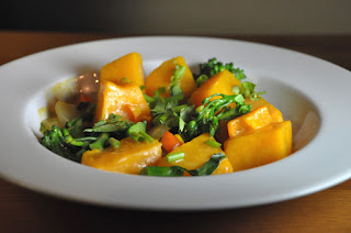 Recipe: Curried kuri squash