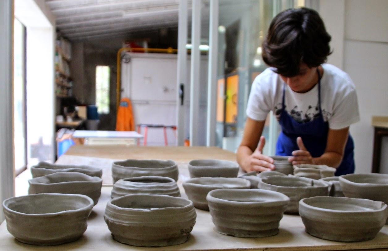 Chisato Ceramica Fotos Y Video De Segundo Curso En