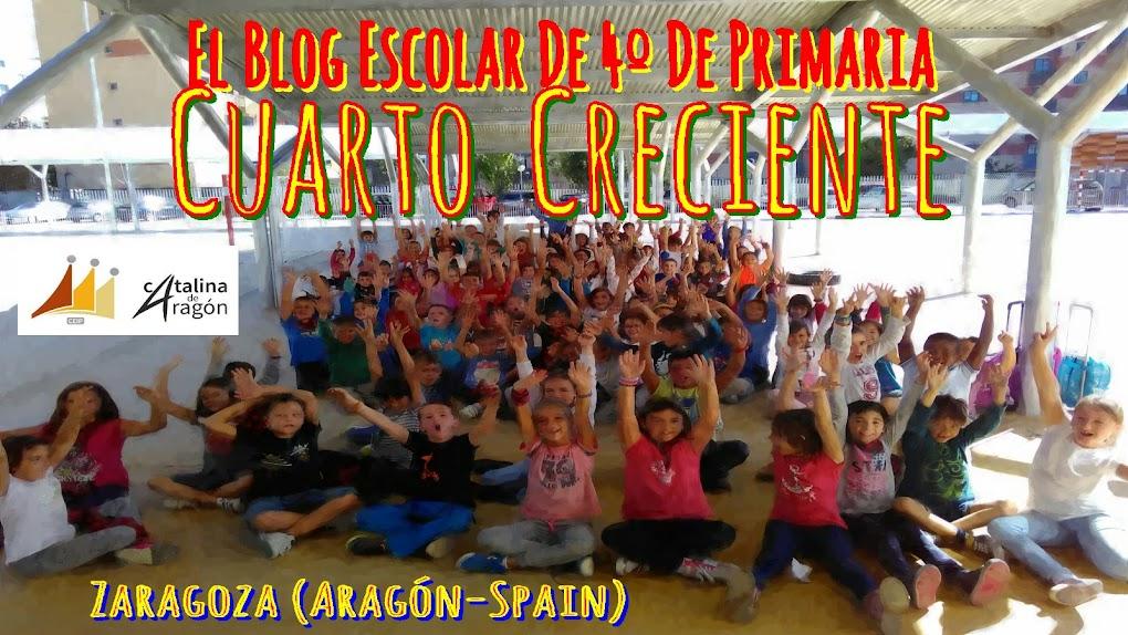 Blog de 5º de Ed. Primaria - CEIP Catalina de Aragón, 2017-2018