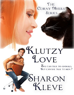 Klutzy Love by Sharon Kleve