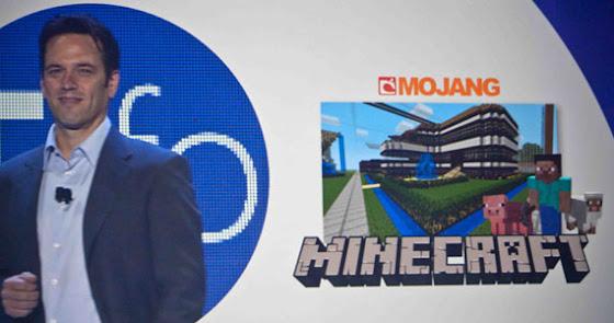 Minecraft Kinect