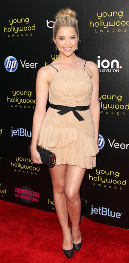 Ashley Benson Fashion Style
