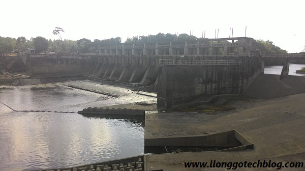 Moroboro Dam