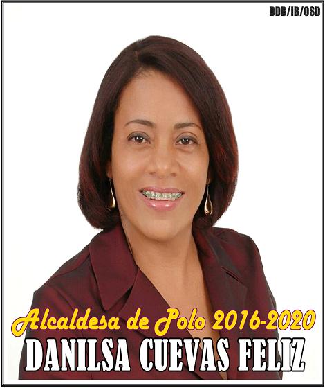 DANILSA CUEVAS, ALCALDESA DE POLO 2016-2020