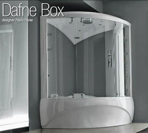 Vasche idromassaggio guida alle migliori vasche combinate for Vasche da bagno combinate
