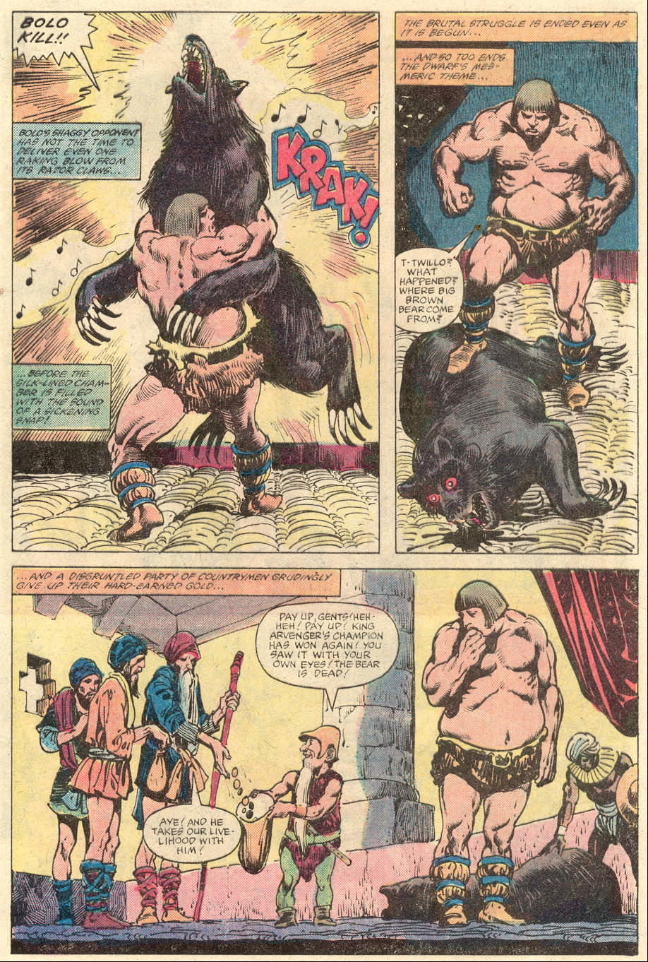 Conan the Barbarian (1970) Issue #137 #149 - English 6