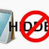 Cara Mudah Menampilkan File Tersembunyi di Windows XP & 7