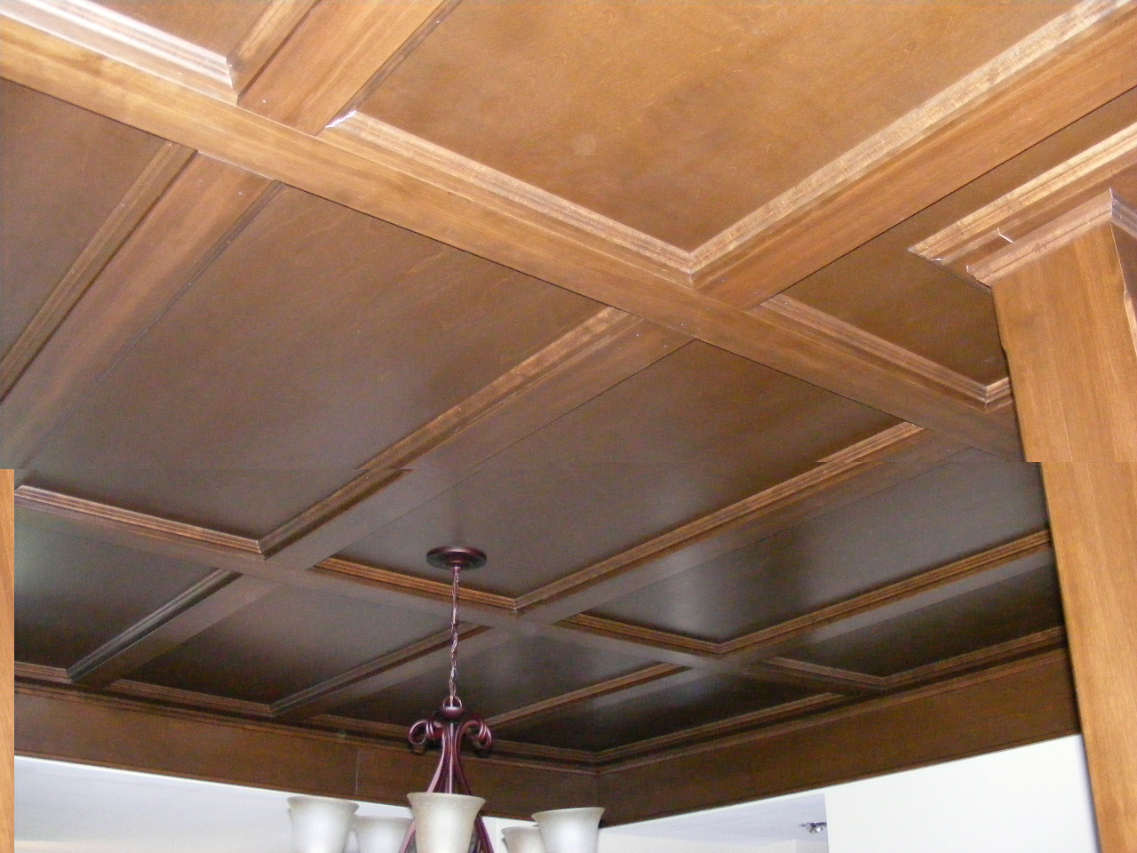 plafond a caisson perfect img with plafond a caisson perfect chteau de plafond en caisson de. Black Bedroom Furniture Sets. Home Design Ideas