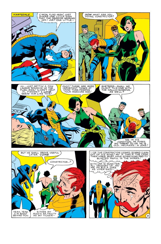 Captain America (1968) Issue #283 #199 - English 9