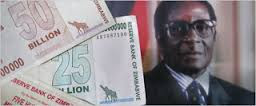 Mugabe and his cash